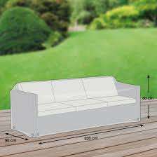 canape de jardin housse de protection pour canapé de jardin lehner versand