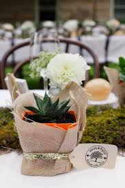 plant wedding favors wedding favors will use popsugar smart living