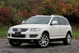 review 2008 volkswagen touareg v10 tdi photo gallery autoblog
