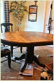 Designer Kitchen Tables 21 Rosemary Lane Freshened Up Kitchen Table And Chairs