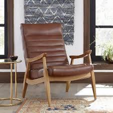 hans leather armchair u0026 reviews allmodern