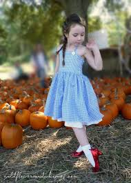 Halloween Costumes Dorothy Dorothy Pumpkin Patch Wildflowers Whimsy