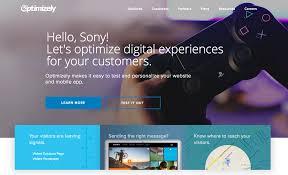 website personalization data driven website personalization