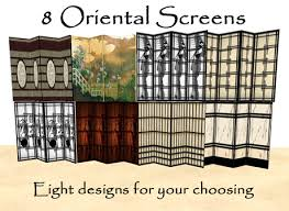 Japanese Screen Room Divider Second Marketplace 8 Japanese Screens Room Dividers For