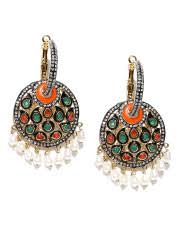 earrings online india hoop earrings buy hoop earrings online for women