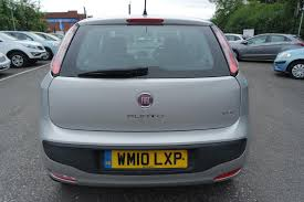 used fiat punto evo cars for sale drive24