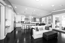 Black And White Kitchens Ideas Photos Inspirations by Kitchen Beautiful Two Tone The Of Brown On Hardwood Color