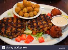 captain s table panama city hush puppies stock photos hush puppies stock images alamy