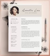 awesome resume template cool resume templates fungram co