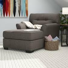 Indoor Chaise Lounge Indoor Chaise Lounge With Arms Wayfair