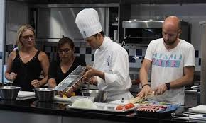 cooking chef cuisine inspired to cook like a chef at le cordon bleu
