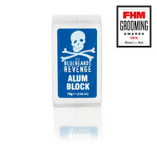 buy alum block the bluebeards alum block 75g alum blocks styptic