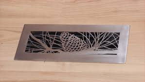 Cabinet Door Ventilation Grills Decorative Access Panels Air Supply Registers And Return Air Grilles