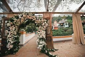 wedding arch entrance doors found vintage rentals