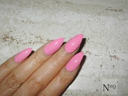 nail shapes stiletto beautify themselves with sweet nails