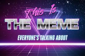 What Font Do They Use In Memes - retro wave 80s text meme generator how to