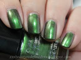 beautyredefined by pang cover emerald blaze nail polish