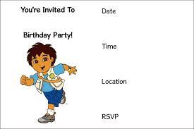 printable birthday invitations 17 coloring kids