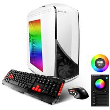 Gaming Desk Tops by Ibuypower Gamer Wa583r7 Black Desktop Gaming Pc With Amd Eight