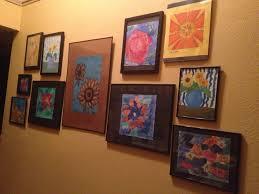 framing kids art budget gal from so cal
