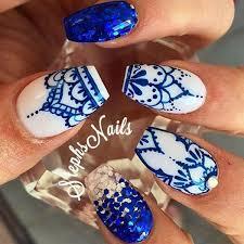 Rhinestone Nail Design Ideas Top 25 Best Crown Nail Art Ideas On Pinterest Crown Nails