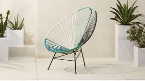 Cb2 Outdoor Furniture Acapulco Chairs Are A Patio Standout Toronto Star