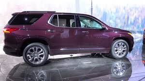 2018 chevrolet traverse 360 exterior in 4k video youtube