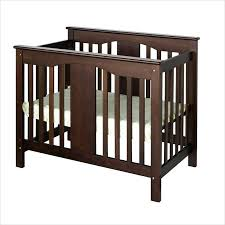 mini 2 in 1 convertible wood baby crib kids inc building plans l