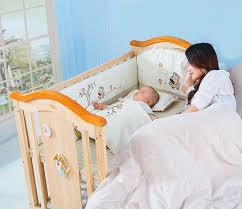 Crib That Attaches To Bed Attachable Baby Bed Attachable Baby Bed Suppliers And