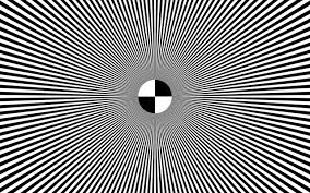 Optical Illusion Wallpapers Black And Color Wallpaper 61 Images