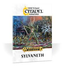 how to paint citadel miniatures sylvaneth from games workshop gw