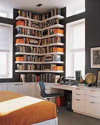 small space ideas ideas for small spaces custom bookshelves dark walls flickr