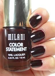 milani color statement nail lacquer in enchanting nail polish
