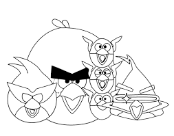 100 angry bird space coloring pages angry birds space video