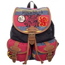 alumni bags harry potter hogwarts alumni knapsack backpack 14 x 18inches in