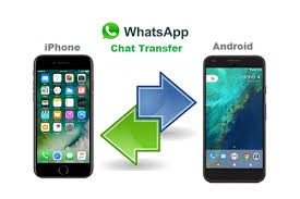 apple to android transfer how to transfer whatsapp message from apple iphone to android
