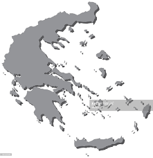 Map Greece by Greece Map Greek Maps Stock Illustration Getty Images