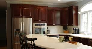 Crown Moulding Above Kitchen Cabinets Uncategorized Cool Kitchen Cabinet Crown Molding Ideas Crown