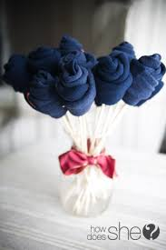 Flower Bouquets For Men - how to make a sock bouquet