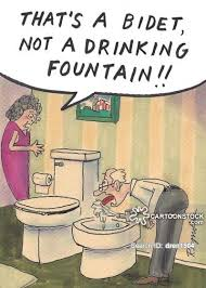 Images Of A Bidet Bidet Cartoons And Comics Funny Pictures From Cartoonstock