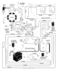 starter solenoid wiring diagram motorhome and for lawn mower