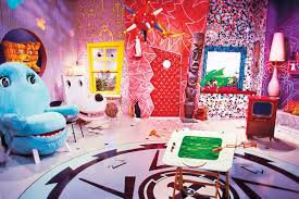 80s Interior Design The Memphis Design Movement Is Having A Moment