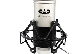 amazon com cad gxl2400 usb microphone for recording podcast and