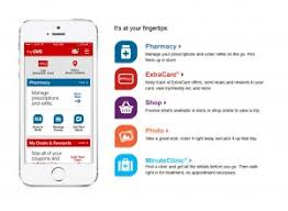 cvs pharmacy app for android cvs pharmacy touches up top mobile app mhealthwatch