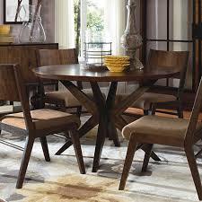 Pedestal Tables And Chairs Kateri Round Pedestal Table Dining Set U2013 Jennifer Furniture