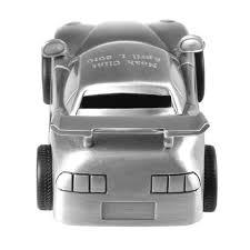 Engraved Piggy Bank Personalized Sports Car Piggy Bank At Signals Ra0138e