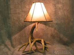 Home Interiors Deer Picture Deer Antler Table Lamps On Perfect Home Interior Design P89 With