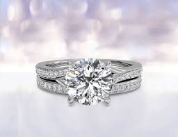 modern engagement rings faq which wedding band style is best to pair with a ritani modern