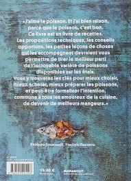 livre cuisine poisson amazon fr fish philippe emanuelli livres