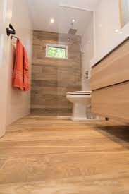 wood imitation porcelain tile salle de bain pinterest